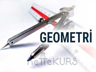 YGS-LYS Geometri Dersleri