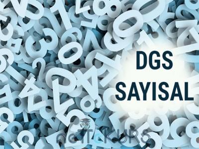2021 Haziran DGS Sayısal Canlı Ders (e-Ders)