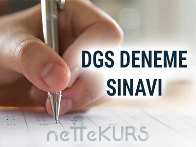 DGS 22 Adet Online Deneme Sınavı