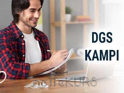 2022 Haziran DGS Kampı Sayısal Canlı Ders (e-Ders)