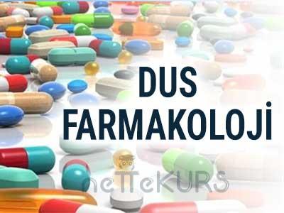 DUS Tıbbi Farmakoloji Video Ders