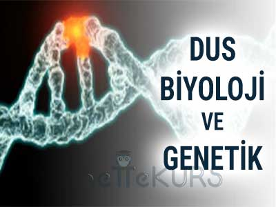 DUS Tıbbi Biyoloji ve Genetik Video Ders