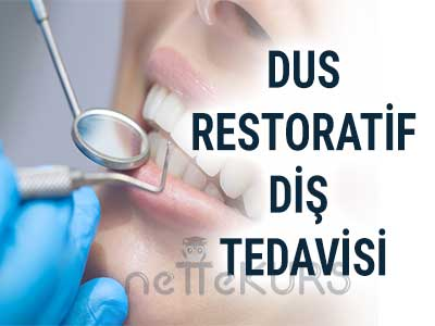 DUS Restoratif Diş Tedavisi Video Ders