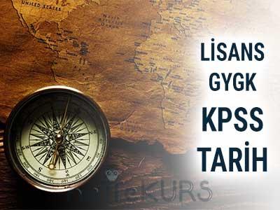 2021 KPSS GYGK Tarih - Vatandaşlık Canlı Ders