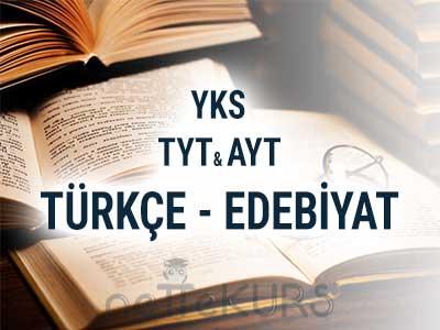 2021-2022 YKS - TYT  AYT Türkçe-Edebiyat Dersleri