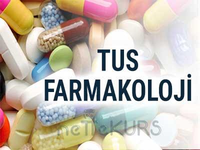 TUS Farmakoloji Video Ders